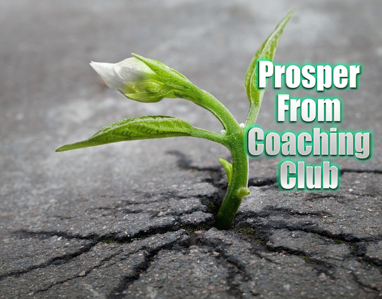 prosper from coaching logo banner - med